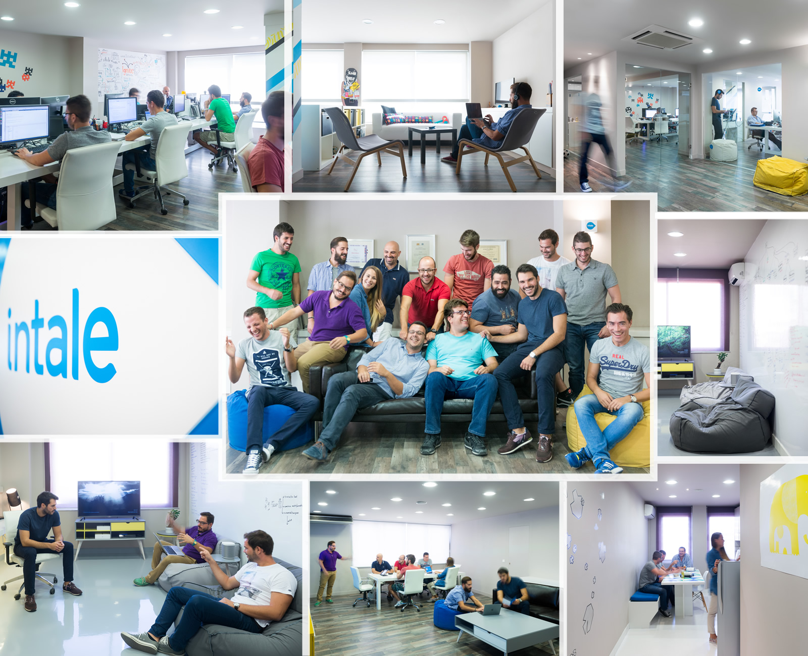 intale jobs we achieve that through our platform that connects stores distributors and retail manufacturers creating a unique transparent marketplace