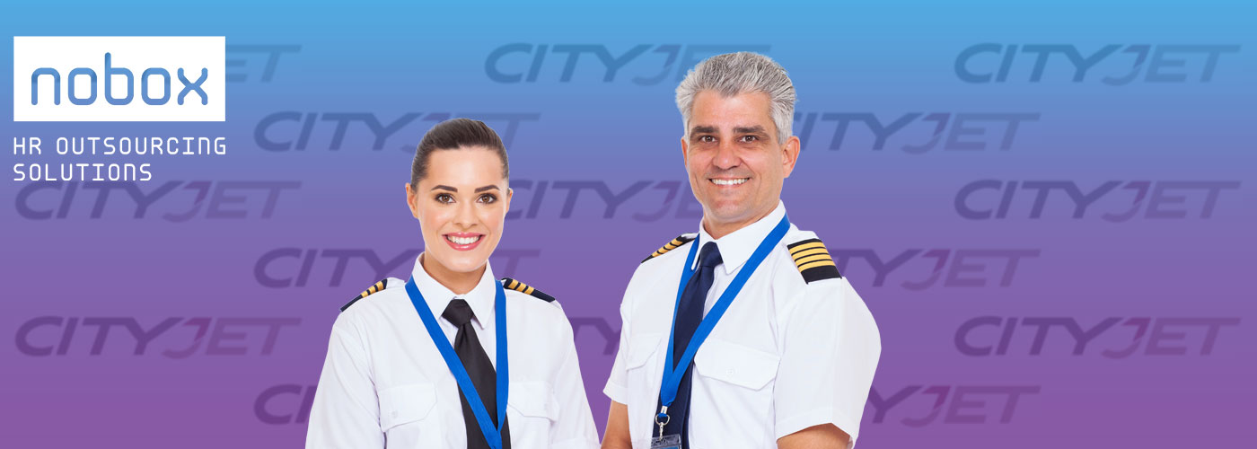 Nobox HR Outsourcing Solutions - Jobs: Cityjet Pilot First Officer ...