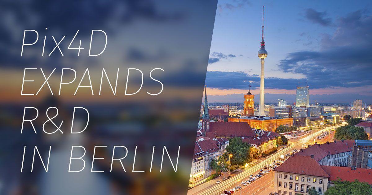 Pix4D - Jobs: Spontaneous Applications: Berlin, Germany