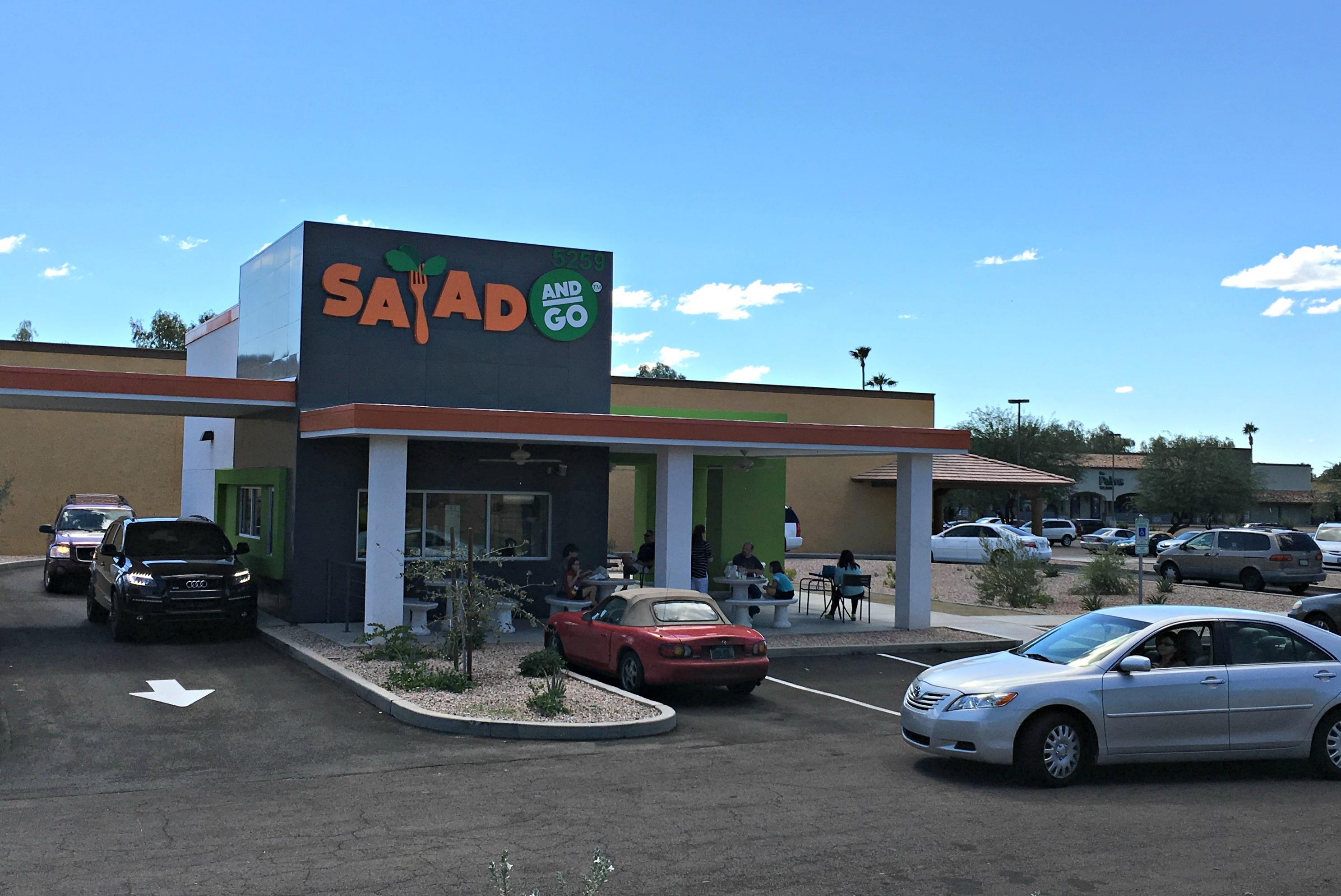 Fast Food Mesa Arizona