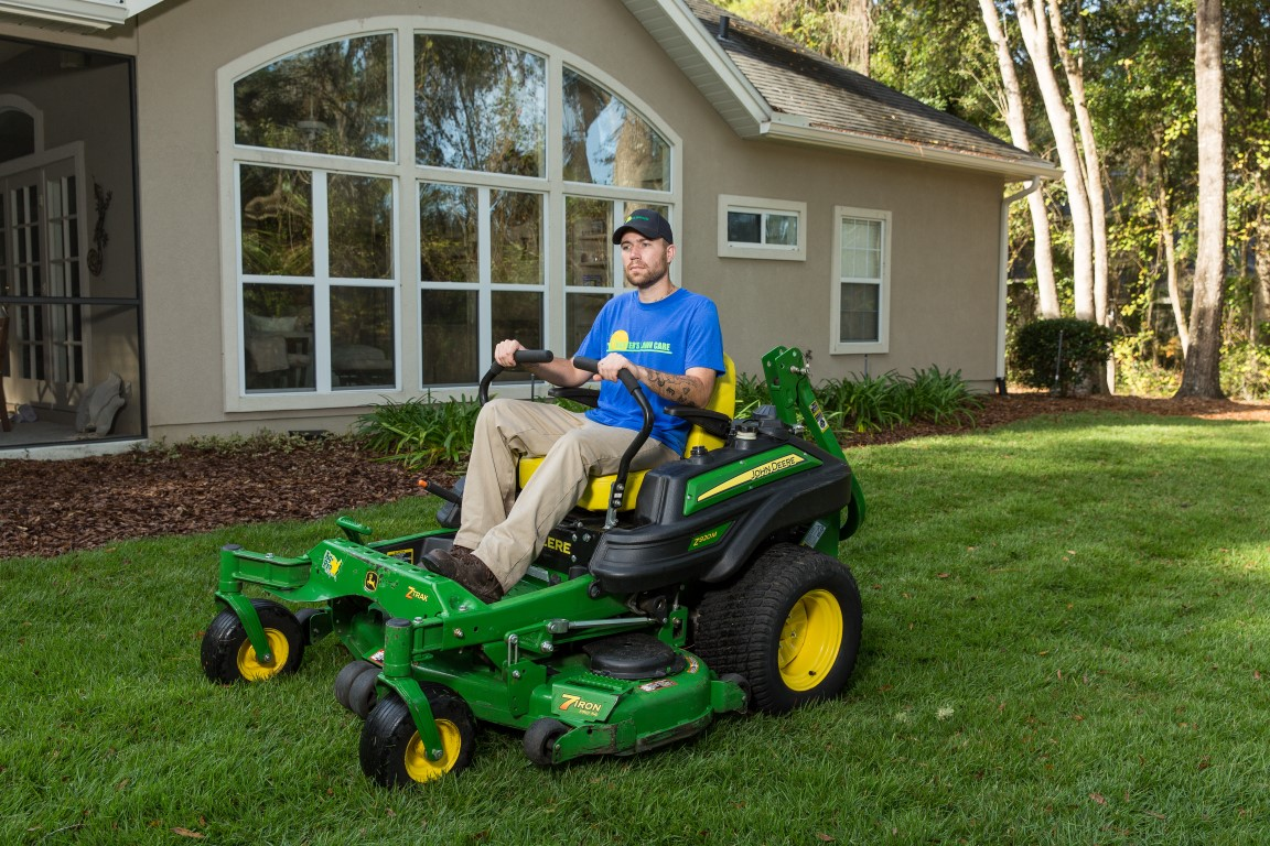 The master s lawn care jobs lawn maintenance technician for Garden maintenance jobs