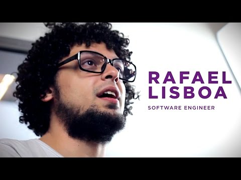 Meet the Nubankers: Rafael Lisboa